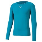 more info on Puma Liga Base Layer L/S Tee (Junior)