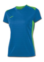 more info on Joma Campus II Short Sleeved Jersey Women (Junior)