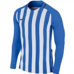 more info on Nike Striped Division III L/S Jersey (Junior) - XLB