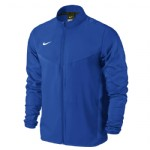 more info on Nike Lifestyle Team Club Trainer Jacket (Junior)-XLB