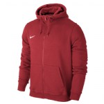 more info on Nike Lifestyle Team Club Full Zip Hoody (Junior)