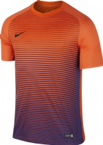 more info on NEW TO 2017 RANGE Nike Precision IV Short Sleeved Jersey (Junior)