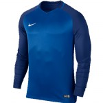 more info on NEW TO 2017 RANGE Nike Trophy III Jersey Long Sleeved (Junior) - XL.Boys