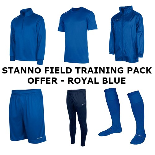 STANNO FIELD RANGE JUNIOR TRAINING PACK OFFER!!