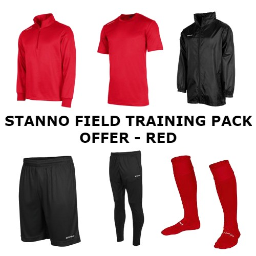 STANNO FIELD RANGE ADULT TRAINING PACK OFFER!!