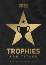 TROPHIES FOR TITLES 2020 NOW ONLINE!